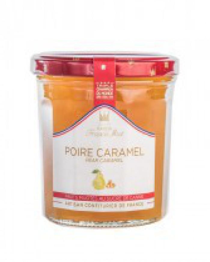 confiture poire caramel